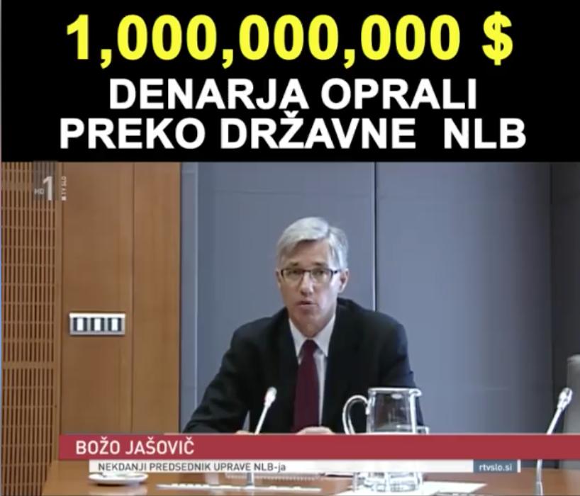 Miljarda dolarjev in provizije od 30 do 40 procentov
