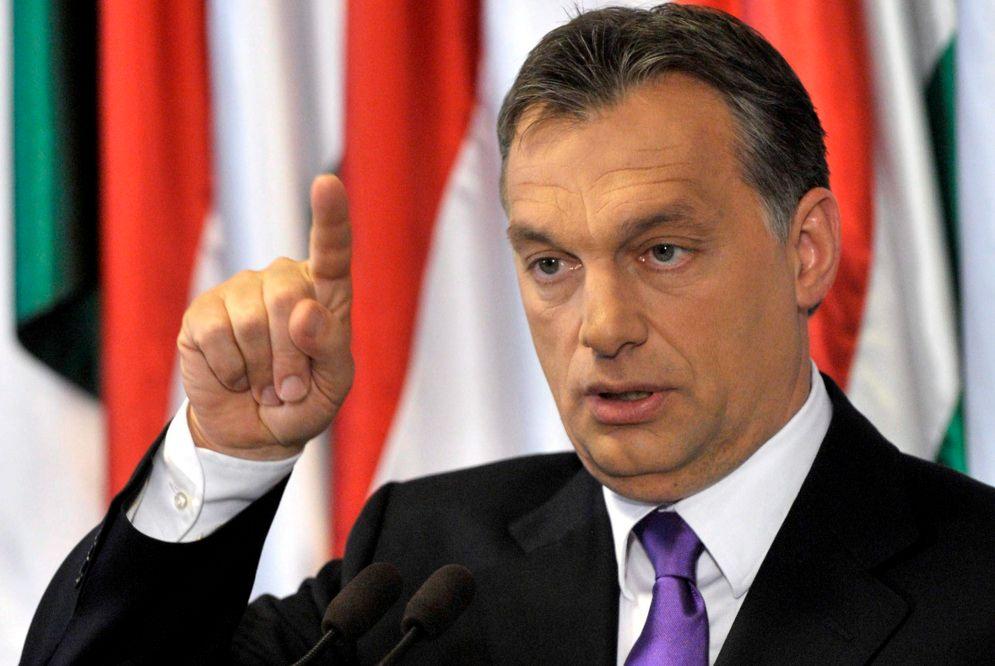 Govor predsednika madžarske vlade Viktorja Orbána v Mariboru