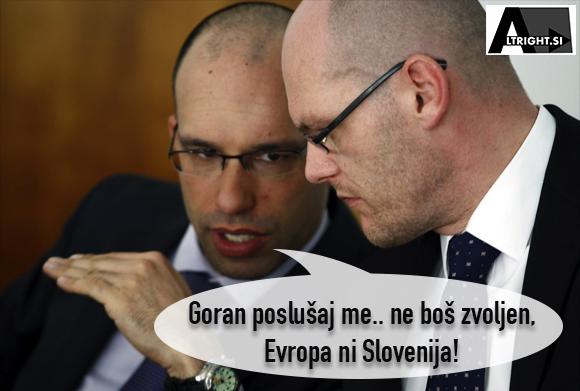 Goran Klemenčič – Nesojeni komisar za človekove pravice