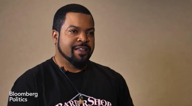 Ice Cube podpre Trumpa in okrca Hillary in Bernija