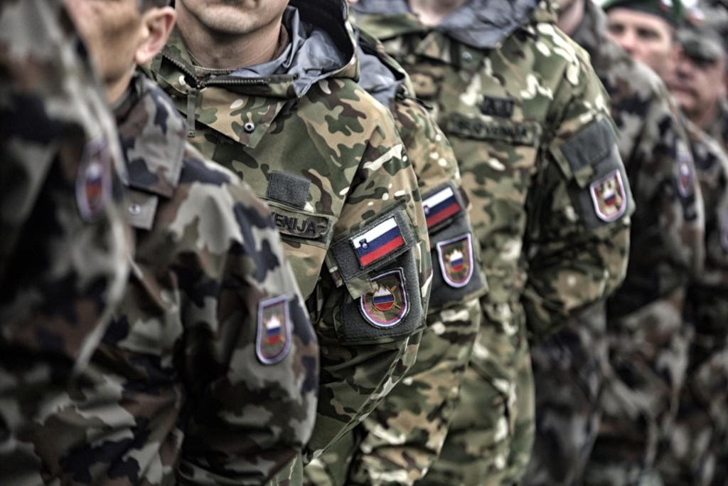 Slovenska vojska je zmagala na bojnem polju in ne želimo, da Slovenska vojska propade v hramu demokracije