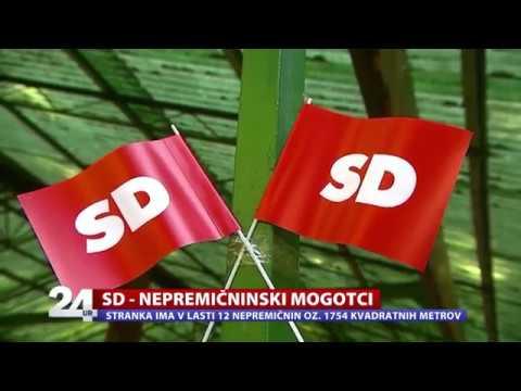 SD – Nepremičninski mogotci
