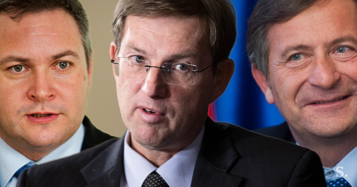 Predsednik vlade Miro Cerar je prodal Slovenijo!