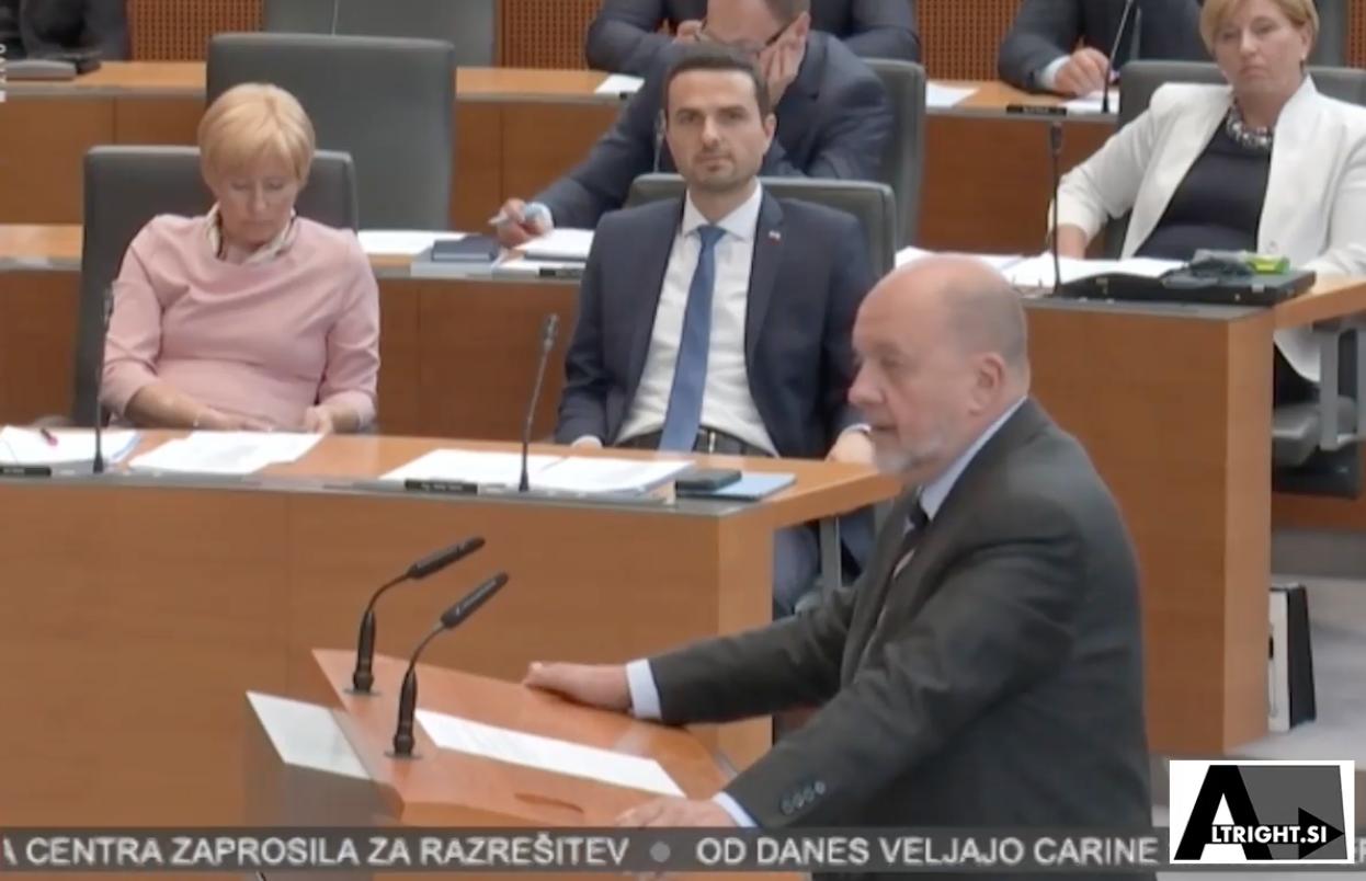 Slovenija potrebuje patriotsko vlado