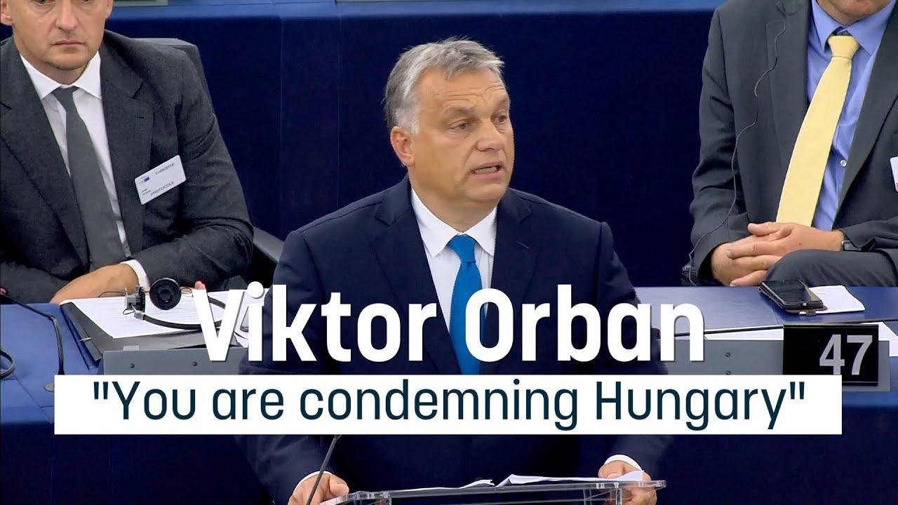 Madžarska se ne bo pustila izsiljevati