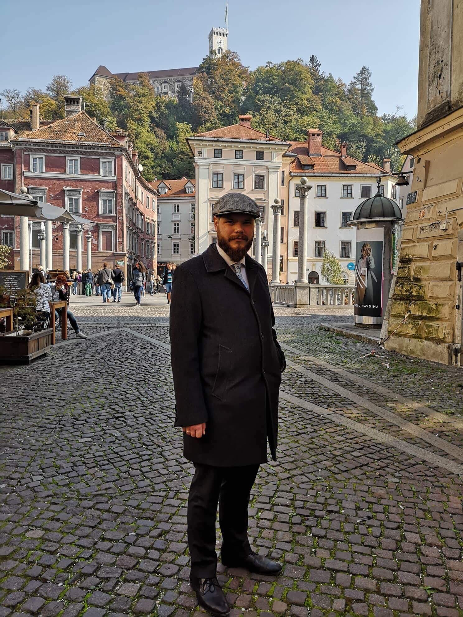 Intervju z asistentom podpredsednika stranke Jobbik