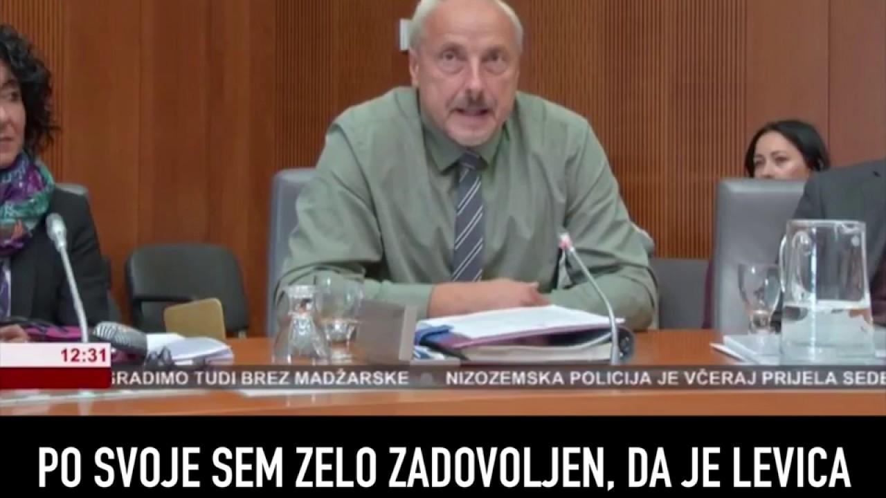 Jože Kozina bi nacionaliziral premoženje podjetnikov